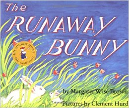 Speech Therapy Book for Children Runaway Bunny
